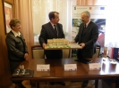 Podpisanie umowy na budowę przedszkola w Książu Wielkim