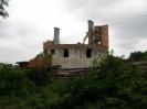 Świetlica wiejska w Zaryszynie - postęp prac 25.08.2010r.