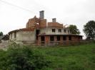 Świetlica wiejska w Zaryszynie - postęp prac
